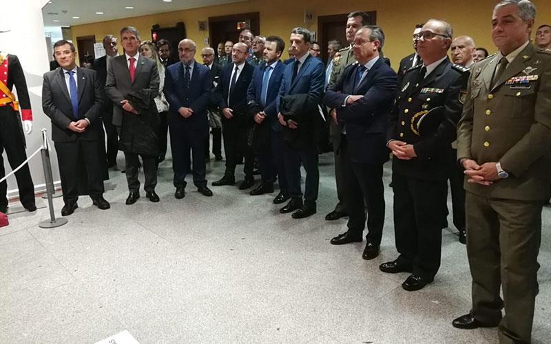 La Guardia Civil inaugura la exposición de su 175 aniversario y cuenta con el respaldo del Ayuntamiento