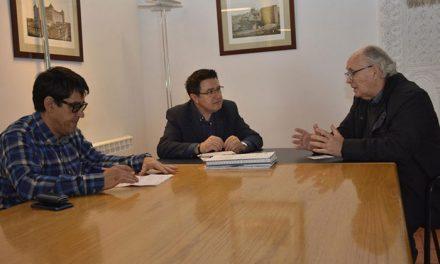 El Ayuntamiento y la Federación de Cooperativas de Viviendas se marcan como prioridad hacer vivienda asequible en Toledo