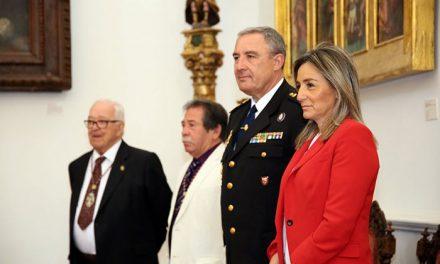 La alcaldesa comparte la romería del Santo Ángel Custodio con los cientos de toledanos que acuden a este emblemático cigarral