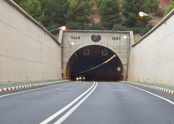 Fomento realizará un simulacro de incendio en el túnel de Los Yébenes en la N-401