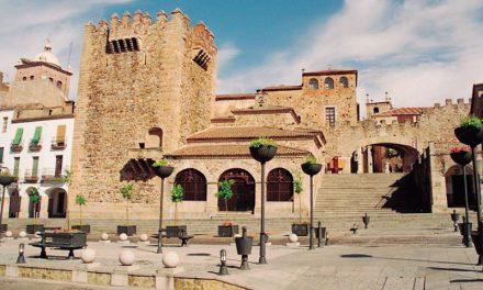 Cáceres, la ciudad medieval