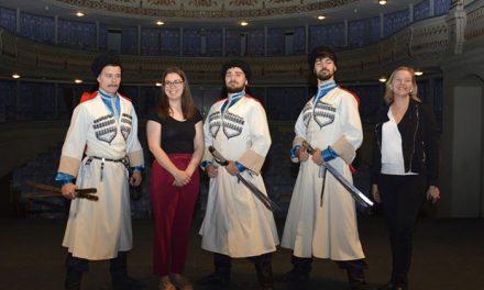 El Auditorio 'El Greco' acoge este domingo el musical 'Leyendas de Cosacos' del Teatro Estatal de Danza Cosacos de Rusia