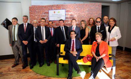 """Milagros Tolón: """"Tenemos la obligación de aspirar a que Toledo sea reconocida, en los próximos años, como Ciudad de la Inclusión"""""""