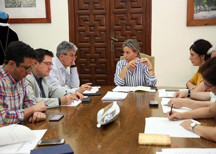 Constituida la nueva Junta de Gobierno del Ayuntamiento de Toledo