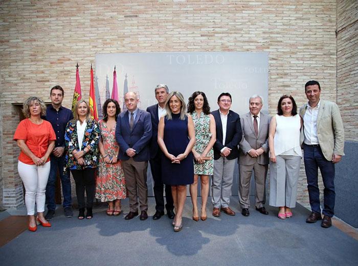 Innovación y empleo, transición ecológica y mayores marcarán el nuevo Gobierno de la alcaldesa Milagros Tolón los próximos años