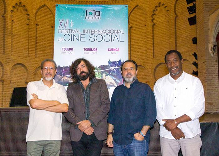 Toledo acogerá del 29 de septiembre al 11 de octubre el Festival Internacional de Cine Social con Julián Maeso como embajador