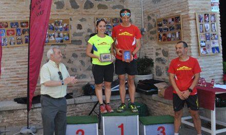 Iván Hernández y Susana Montoro, ganadores absolutos del I Trail del Valle impulsado con la colaboración del Ayuntamiento