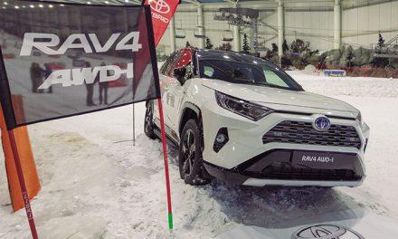 Desembarca el Toyota Rav4 Hybrid