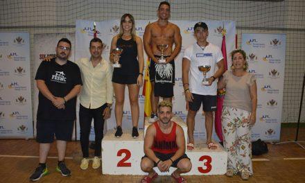 Los toledanos Jaime Cabeza, Paula Gómez y Josué García logran su ascenso a podio en el Campeonato de España de Street workout