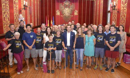 Los participantes en el XXXVI Campeonato de España de Aerostación ya se encuentran en la ciudad para la competición del fin de semana