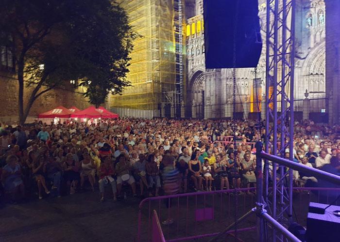 Las actividades infantiles, conciertos y un desfile de moda marcarán la programación de ocio del fin de semana de Feria