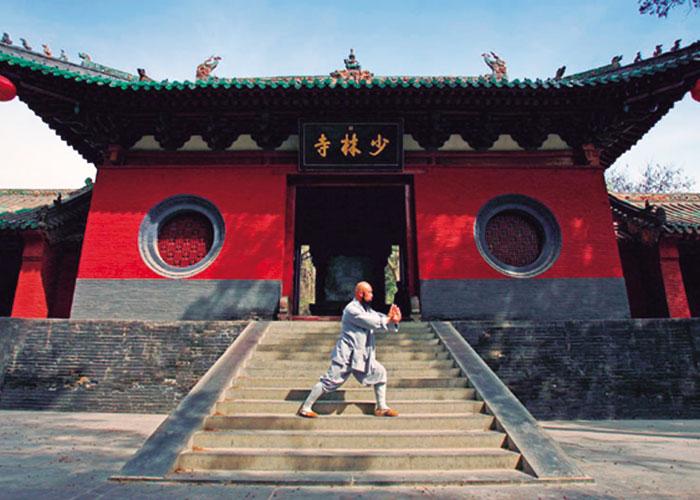 Monasterio de Shaolin, cuna del Kung Fu