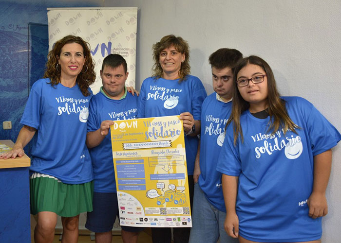 El Ayuntamiento anima a sumarse al Cross y Paseo Solidario 'Down Toledo' que tendrá lugar el 22 de septiembre por la senda del Tajo
