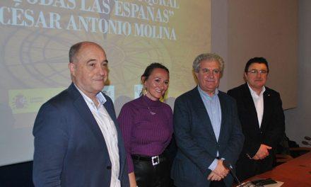 El Gobierno local respalda el homenaje a Palomero y Mateos, impulsores del Laboratorio Multicultural 'Francisco Márquez de Villanueva'
