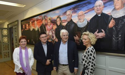 El Ayuntamiento de Toledo se suma al homenaje de la Biblioteca de Castilla-La Mancha a su exdirector Juan Sánchez