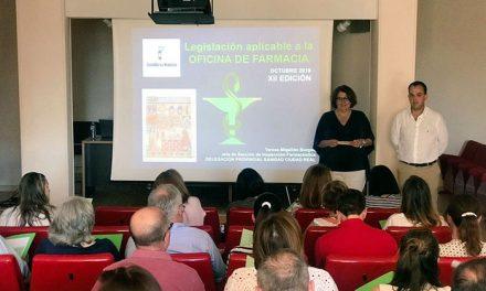 El Colegio Oficial de Farmacéuticos de Toledo imparte un curso de legislación aplicable a la oficina de farmacia