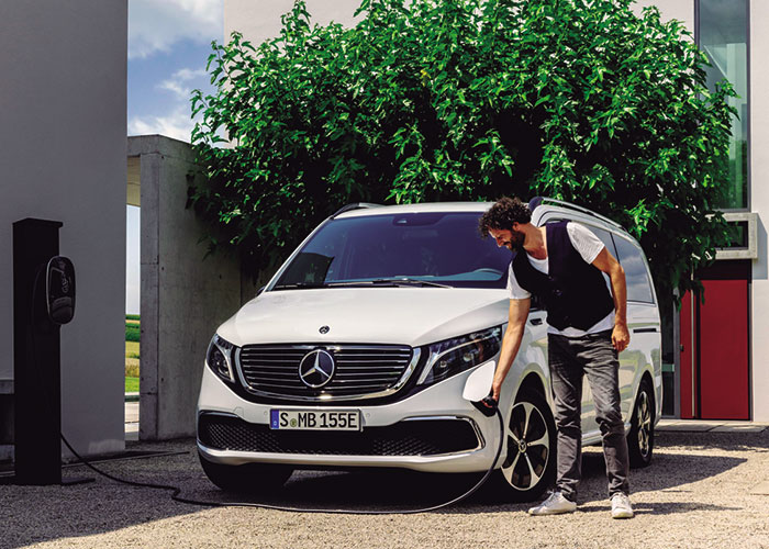 Nuevo Mercedes-Benz EQV