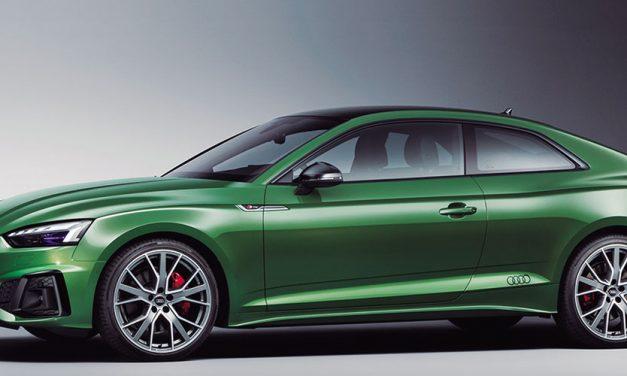 El Nuevo Audi 5, más atractivo que nunca