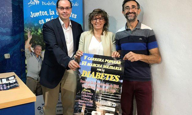 El Consistorio se suma a la conmemoración del Día Mundial de la Diabetes y apoya los actos de ADITO para su celebración