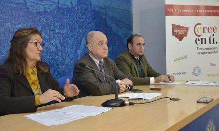 La Feria de Empleo y Emprendimiento que se celebrará el día 28 en las instalaciones de Toletvm ofrecerá unos 300 contratos de trabajo