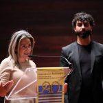 La alcaldesa felicita a la Escuela Municipal de Música por su XX Aniversario que pronto contará con enseñanzas escénicas