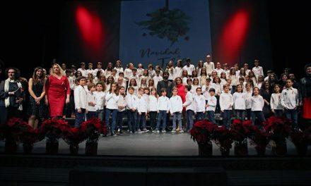 Los alumnos de la Escuela de Música Diego Ortiz vuelven a ser protagonistas del tradicional Pregón de Navidad en el Teatro de Rojas