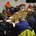 Se reúnen los responsables de los diferentes servicios municipales para la coordinación del Programa de Navidad y Reyes