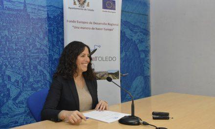 La renovación de la calle Río Jarama en el Polígono Industrial dejará más aparcamientos y una nueva iluminación sostenible y eficiente