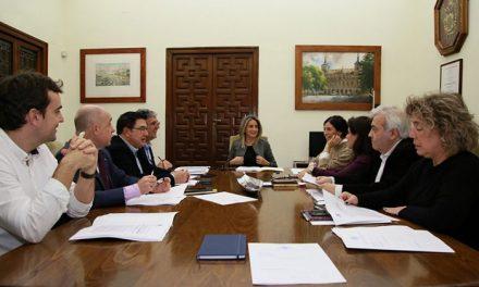 Licencia para 48 nuevas viviendas y reforma del alumbrado en Ronda de Buenavista por medio millón de euros