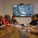 El Ayuntamiento cierra los detalles de movilidad y seguridad del Carnaval en una reunión de trabajo con Policía Local y Protección Civil