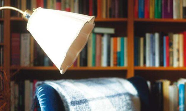 Iluminar las zonas de lectura