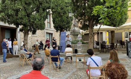 Nueva obra de Enrique Galindo presentada en Toledo con respaldo municipal
