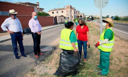 El Ayuntamiento de Toledo convocará en las próximas semanas 24 plazas para los talleres del programa de recualificación y reciclaje profesional