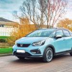 Honda Jazz y Crosstar 2020