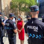 La Policía Local de Toledo incorpora al servicio 20 agentes más