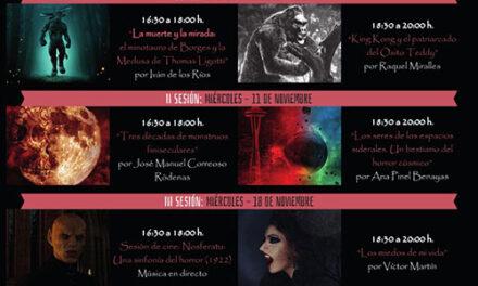 El Ayuntamiento de Toledo apoya las II Jornadas de Literatura de Terror que tendrán lugar todos los miércoles del mes de noviembre
