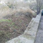 El Ayuntamiento de Toledo mejora el entorno de los rodaderos del Paseo de Recaredo y el Cambrón a través de los programas de empleo