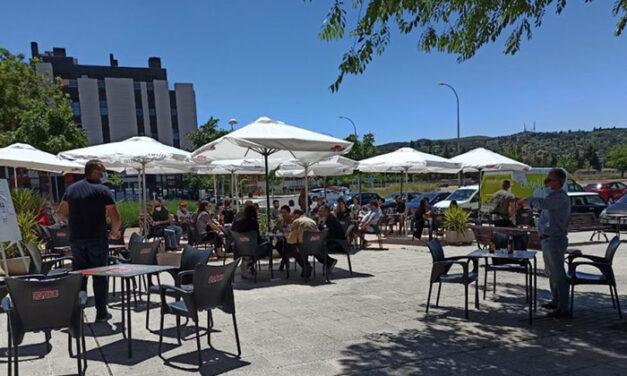 El Gobierno local adelanta que no se cobrará a los bares la tasa por tener terrazas en el primer trimestre del año