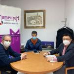 El Consistorio mantiene su colaboración con 'Momemtum' y destaca su compromiso con los jóvenes intérpretes toledanos
