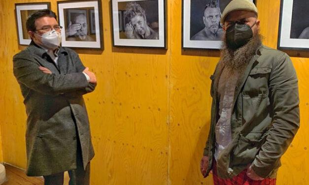 El Ayuntamiento de Toledo se suma al impulso de proyectos expositivos como '100 retratos' de Carlos Edistio en espacios patrimoniales