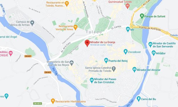La Subida de la Granja registrará un corte de tráfico el viernes 21 con motivo de la realización de trabajos en la red de agua